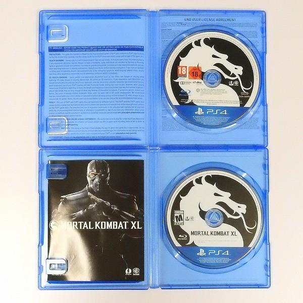 PS4 ソフト 輸入版 モータルコンバットX モータルコンバットXL モータルコンバット11スペシャルエディション_2