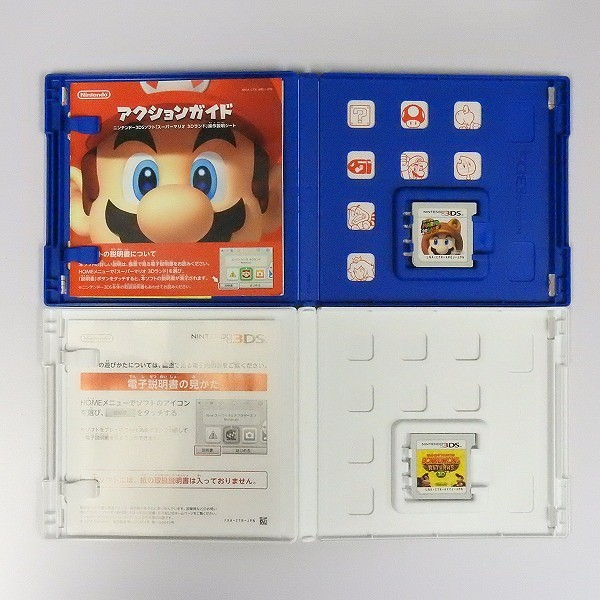 3DS ドンキーコング リターンズ3D ドラゴンクエストVII エデンの戦士たち 他_3