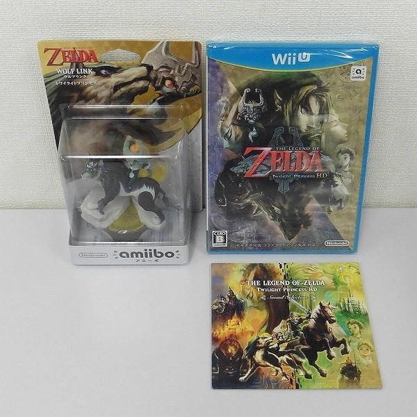 Wii U ゼルダの伝説 トワイライトプリンセスHD スペシャルエディション_2
