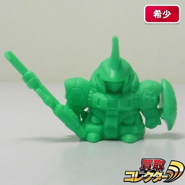 ガシャポン戦士 SDエルガイム ブラッドテンプル 緑
