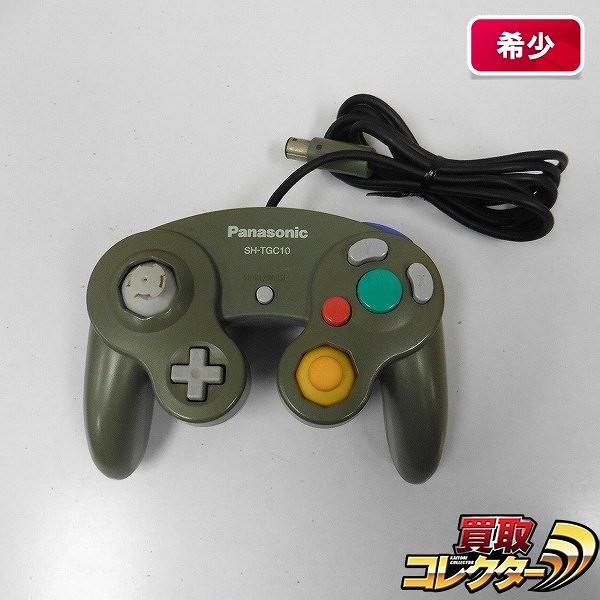 Panasonic Q ゲームキューブ コントローラー SH-TGC10_1