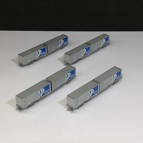 KATO 10-228 M250系 スーパーレールカーゴ 8両増結セット_3