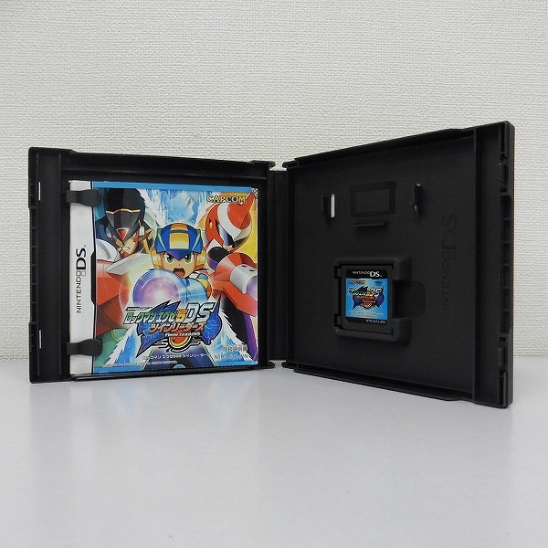 DS ソフト ロックマンエグゼ5DS ツインリーダーズ_3