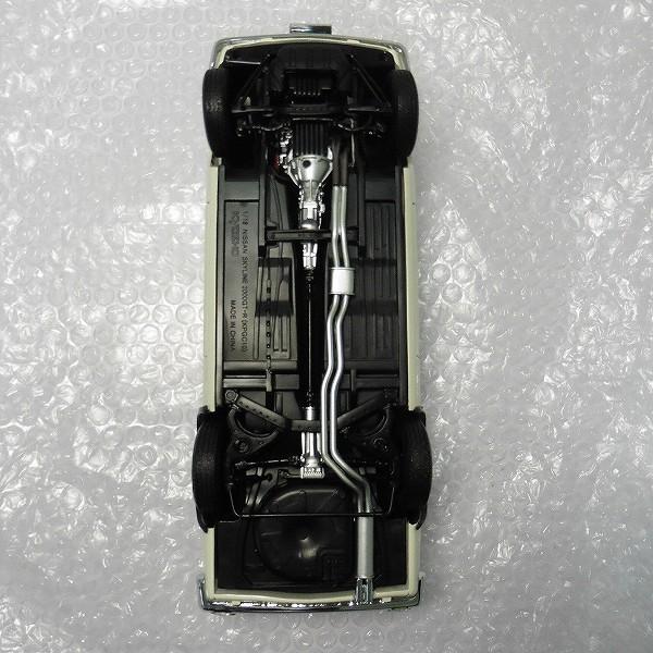 京商 1/18 ニッサン スカイライン 2000GT-R KPGC10 ホワイト_3