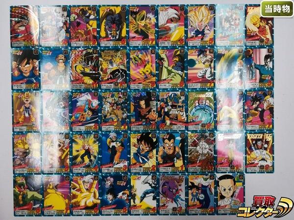 ドラゴンボール カードダス スーパーバトル 20 セミコンプ_1