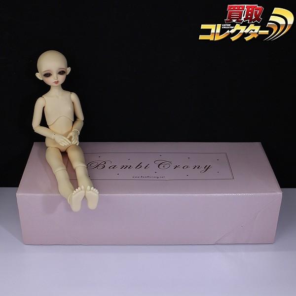BAMBI CRONY バンビクロニー 女の子 40cm ドール 本体_1