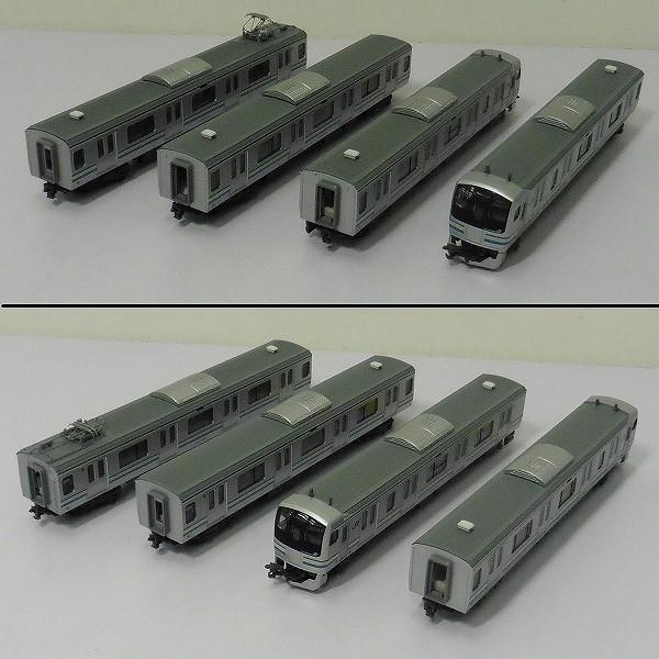 KATO 10-843 10-844 10-845 10-846 E217系 横須賀線・総武線 新色 15両_2