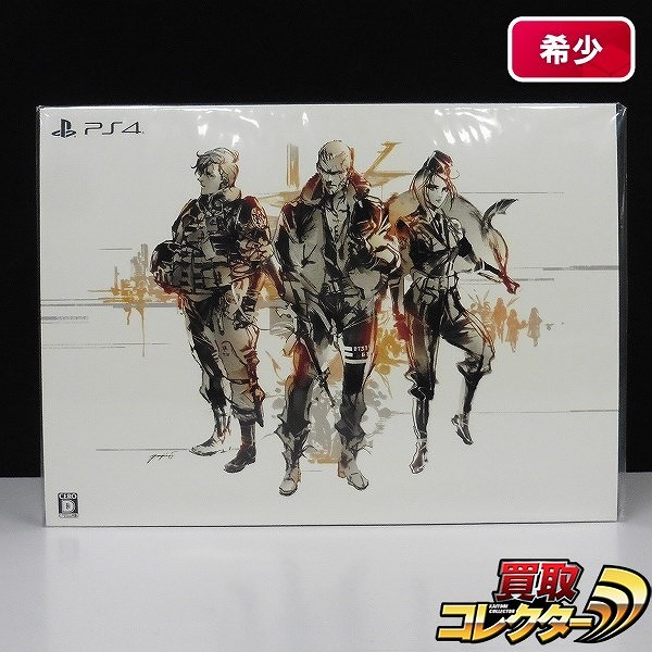 PS4 ソフト LEFT ALIVE ULTIMATE EDITION e-store限定版_1