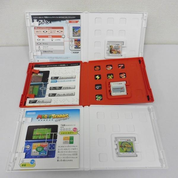 3DS ソフト マリオテニス オープン マリオゴルフ ワールドツアー 他_2