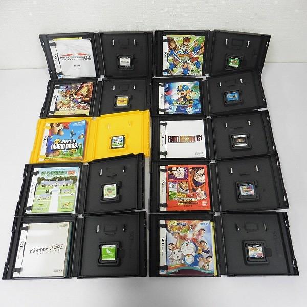 DS ソフト フロントミッション1st マリオパーティDS ダービースタリオンDS 他_3