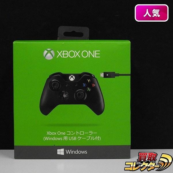Xbox One コントローラー Windows用 USBケーブル付_1