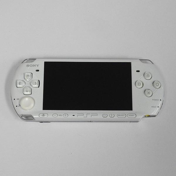 SONY PSP-3000 + ソフト 10点 ペルソナ3 麻雀格闘倶楽部 全国対戦版 他_2