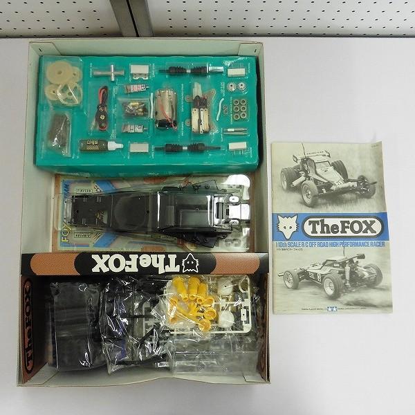 小鹿 タミヤ 1/10 電動RCカー The FOX フォックス_3