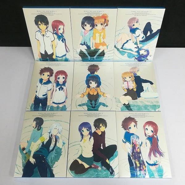 Blu-ray 凪のあすから 初回限定版 全9巻 収納BOX付_3