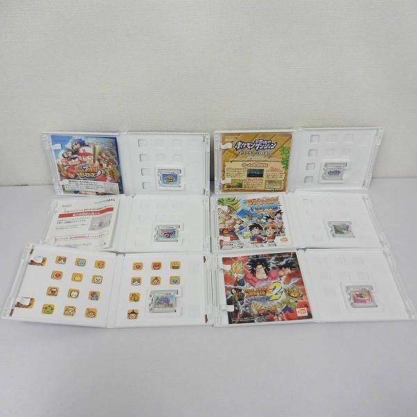 3DS ソフト 実況パワフルプロ野球ヒーローズ ドラゴンボールフュージョンズ 他_3