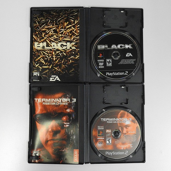 PS2 海外/北米版 ソフト ファイナルファイト ストリートワイズ 他_3