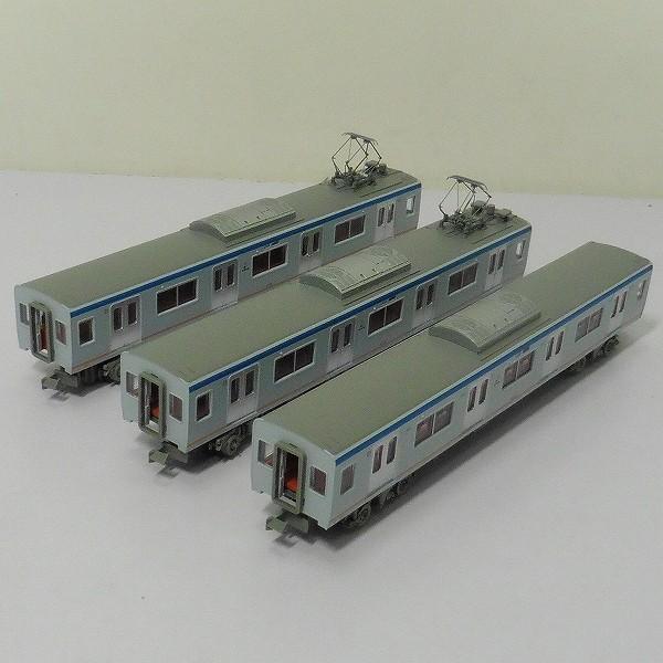 マイクロエース A-8372 A-8373 相鉄8000系 新塗装 基本 増結 計10両_3