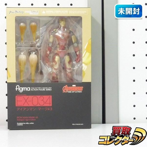 figma EX-034 アベンジャーズ/エイジ・オブ・ウルトロン アイアンマン マーク43_1
