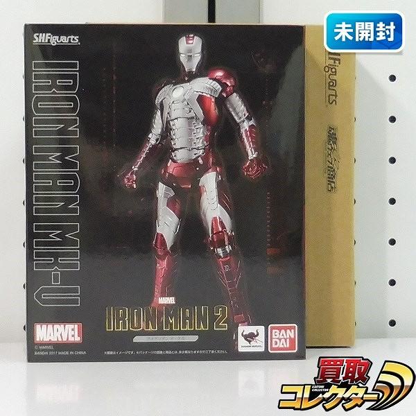 S.H.Figuarts アイアンマン2 アイアンマン マーク5 魂ウェブ商店限定_1