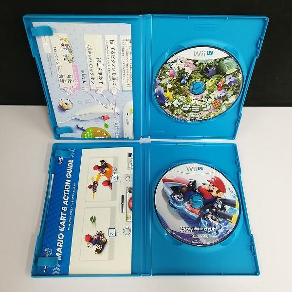 Wii U ソフト モンスターハンター3G HD Ver. ピクミン3 ニンテンドーランド 他_2