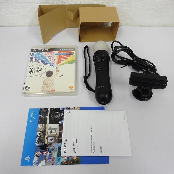 SONY PS3 PlayStation Move スターターパック_2