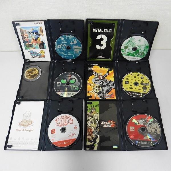 PS2 ソフト メタルスラッグ4 メタルスラッグ5 ラチェット&クランク3 パラッパラッパー2 他_2