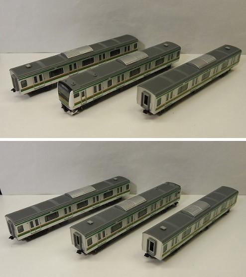 TOMIX 92376 92377 92378 E233-3000系近郊電車 増結 15両_2