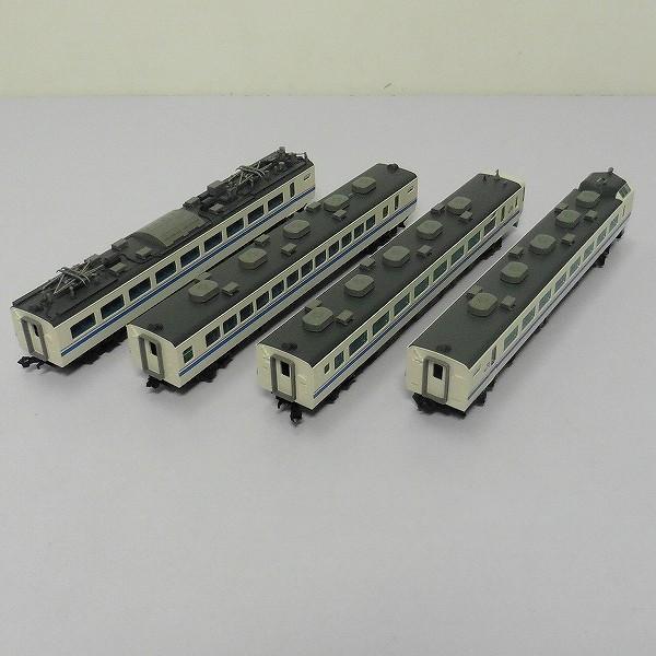 TOMIX Nゲージ JR 485系 特急電車 スーパー雷鳥 10両_3