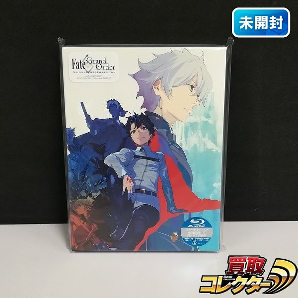 Blu-ray Fate/Grand Order MOONLIGHT/LOSTROOM FGO Fes2018 Noir ver_1