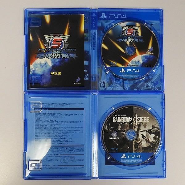 PS4 ソフト 地球防衛軍5 レインボーシックスシージ_3