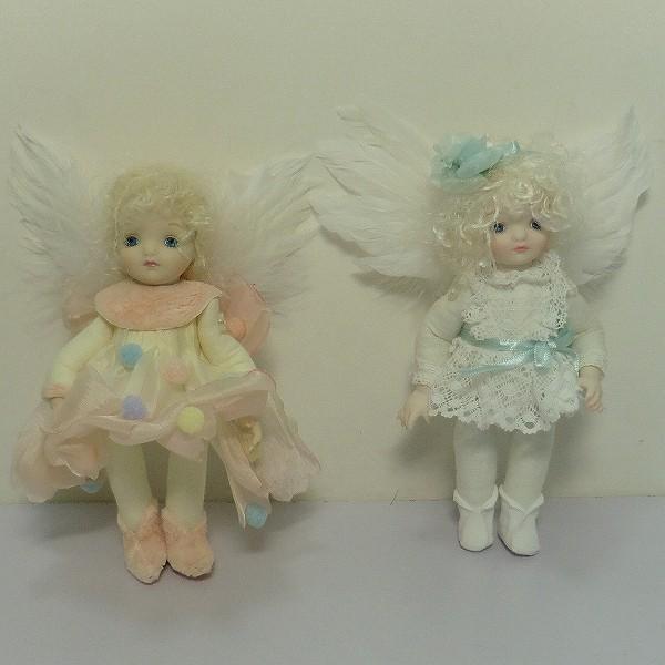 若月まり子 ビスクドール レーシーバニラ マシュマロの天使_2