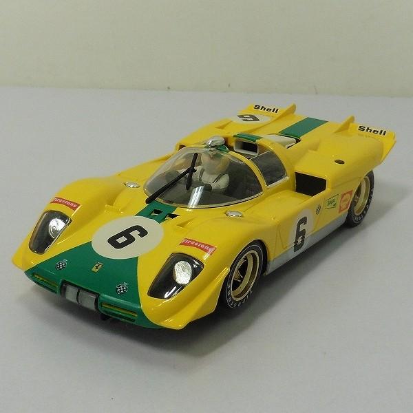 FLY 1/32 フェラーリ 512S IMOLA 70 #6 スロットカー_2