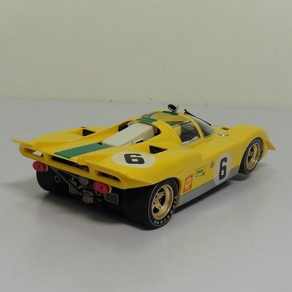 FLY 1/32 フェラーリ 512S IMOLA 70 #6 スロットカー_3