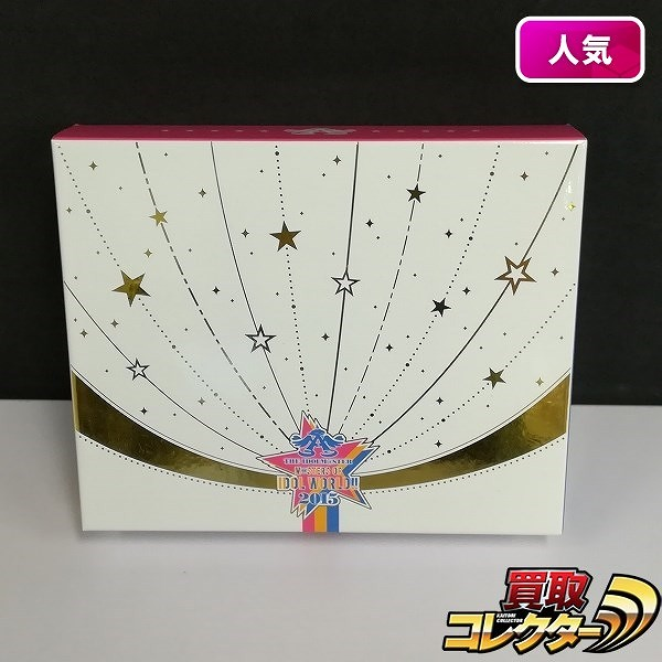 BD THE IDOLM@STER M@STERS OF IDOL WORLD!! 2015 PERFECT BOX_1