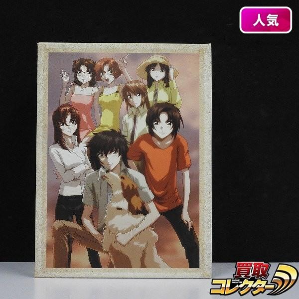 蒼穹のファフナー DVD-BOX 初回限定版_1