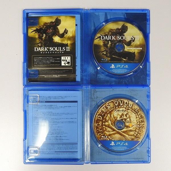 PS4 ソフト ダークソウル3 サイコブレイク アンチャーテッド 海賊王と最後の秘宝 他_2
