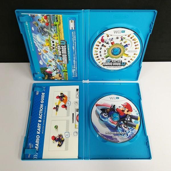 Wii U ソフト NewスーパーマリオブラザーズU スーパーマリオメーカー ポッ拳 POKK?N TOURNAMENT 他_2