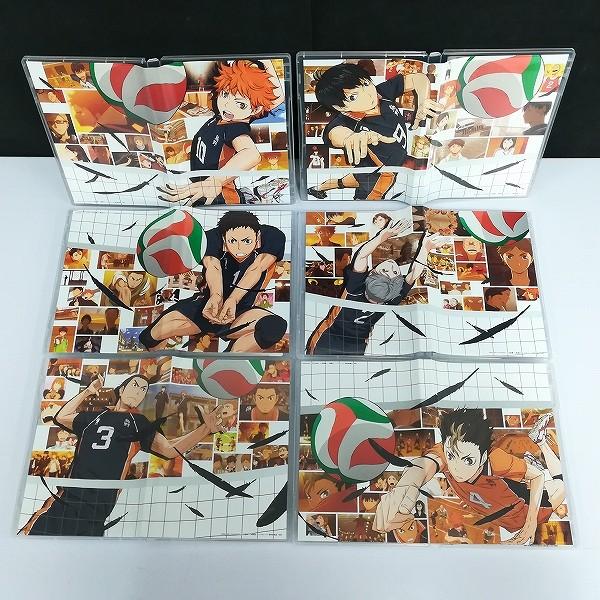 DVD BD ハイキュー!! 1期 初回限定版 1~6巻_3