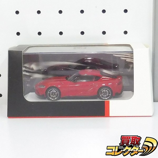 イクソ 1/43 トヨタ GR スープラ レッド TOYOTA GAZOO Racing 特注