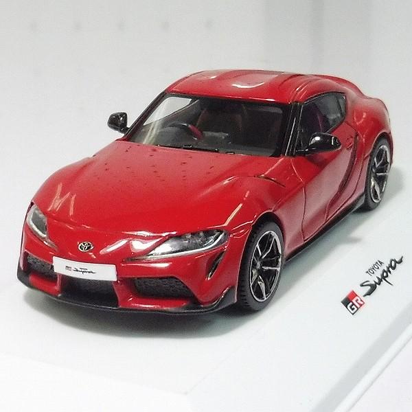 イクソ 1/43 トヨタ GR スープラ レッド TOYOTA GAZOO Racing 特注_2