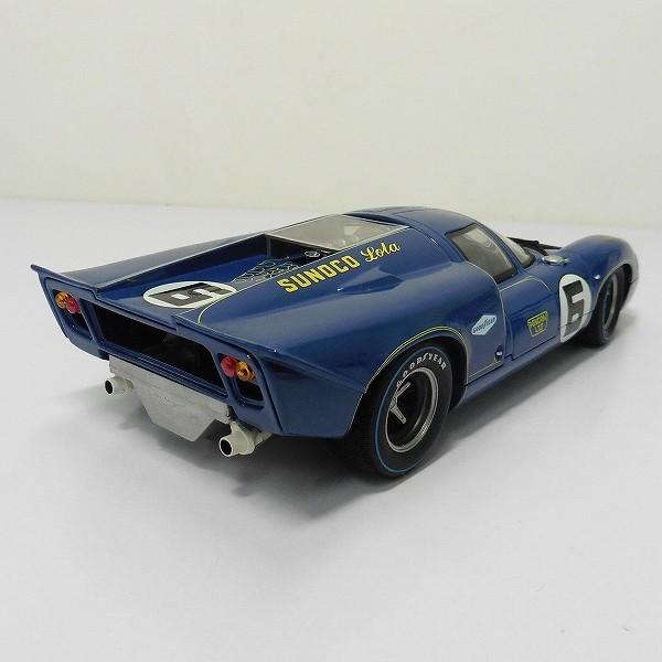 GMP 1/18 PENSKE RACING ローラ クーペ #6 1969_2