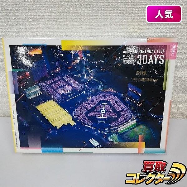 DVD 乃木坂46 6th YEAR BIRTHDAY LIVE 2018.7.6-8 JINGU STADIUM & CHICHIBUNOMIYA RUGBY STADIUM_1