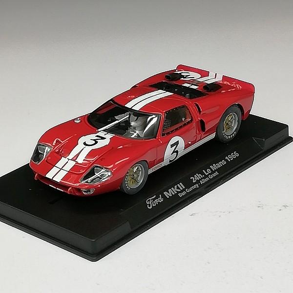 FLY 1/32 フォード GT-40 6h.Jarama 1969 + フォード MKII 24h. LeMans 1966_2