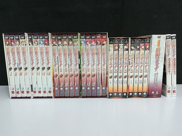 DVD 灼眼のシャナ 第1期~第3期 全巻 + 劇場版 DVDマガジン1 DVDマガジン2_2