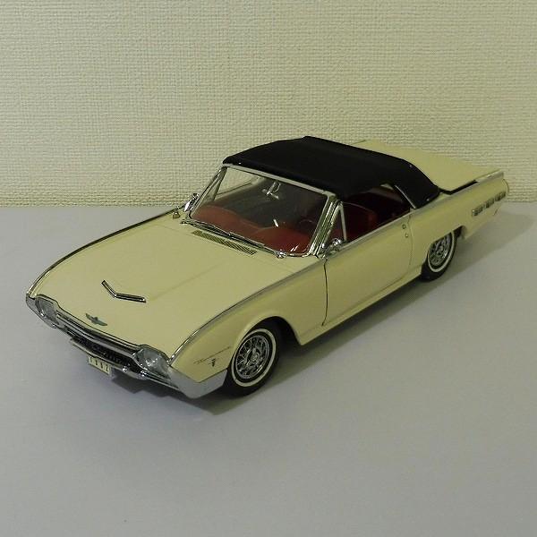 ダンバリーミント 1/24 1962 フォード サンダーバード_3