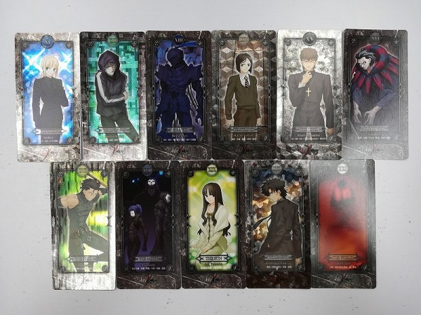 Fate/Zero トレーディングタロットカード ノーマル版 SP版 計22枚_3
