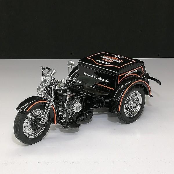 フランクリンミント 1/10 1947 ハーレーダビッドソン Servi-Car_3