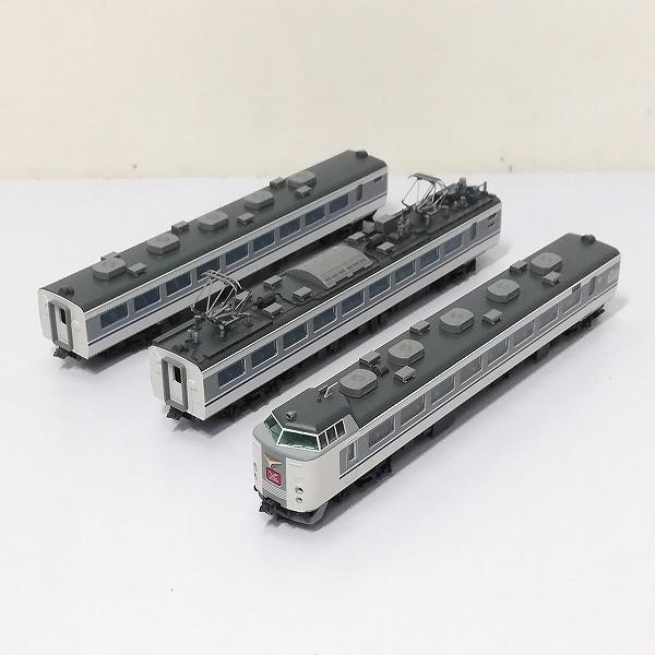 TOMIX 92496 92497 JR 485系特急電車 はくたか 基本 増結 8両_2