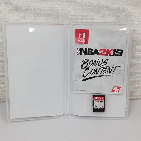 Nintendo Switch ソフト NBA 2K19_3