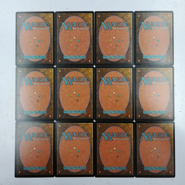 MTG 狡猾な願い 思案 神秘の教示者 日英 計12枚 青 JUD LRW 6ED_2